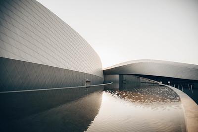07 Den Blå Planet, Aquarium, 3XN, Completion: 2013