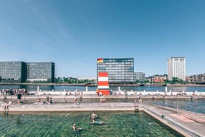 10 Harbour bath – Islands Brygge