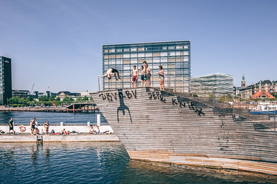 09 Harbour bath – Islands Brygge