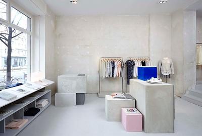 Fruit of the Loom, Pop-Up-Store BerlinUniversal Design Studio@ Ragnar Schmuck