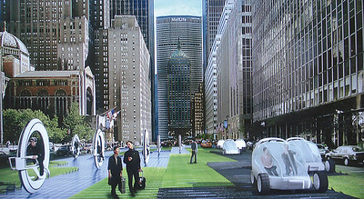 05 Vision für die Region Boston/Washington im Jahr 2030, Höweler + Yoon Architecture (1. Preis Audi Future Award 2012) | Vision for the Boston/Washington area in 2030 , Höweler + Yoon Architecture (1. Prize Audi Future Award 2012)