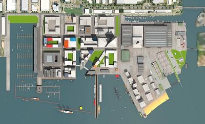 NDSM-Werft, Amsterdam (NL) seit 2000Foto: NDSM, Amsterdam