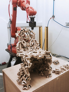 01 Chair fabrication, 2016