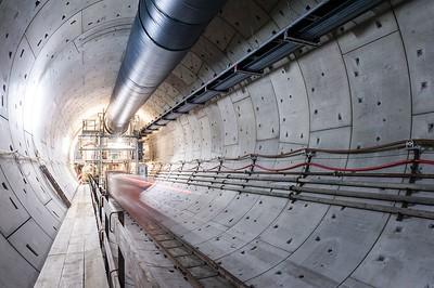 20 Albaufstiegstunnel der ICENeubaustrecke Wendlingen – Ulm (D) Fertigstellung vsl. 2018, ARGE Tunnel Albaufstieg