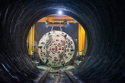 21 Brennerbasistunnels zwischen Innsbruck (A) und Franzensfeste (I), Fertigstellung vsl. 2025, Betreibergesellschaft: Brenner Basis Tunnel – BBT SE