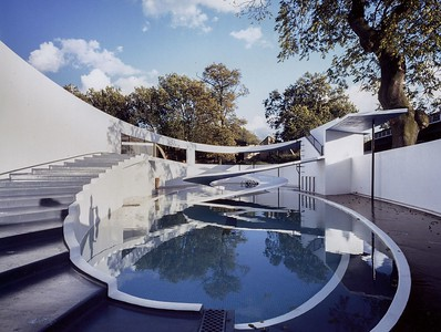 03 The Penguin Pool im London Zoo (GB) 1935, Ove Arup
