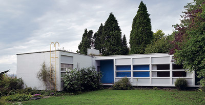04 Berthold Lubetkin. Bungalow A, Whipsnade, GB
