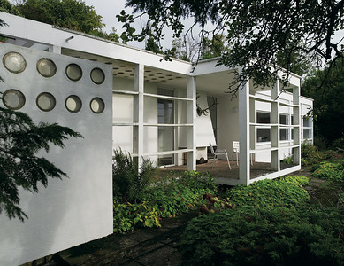 05 Berthold Lubetkin. Bungalow A, Whipsnade, GB