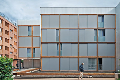 01 Modulare Apartments in Toulouse, FR. | Modular apartments in Toulouse, FR. PPA architectures