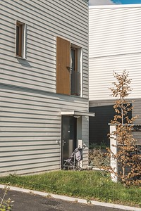 13  Wohnsiedlung in Rive-de-Gier, FR. | Housing estate in Rive-de-Gier, FR. Tectoniques Architectes