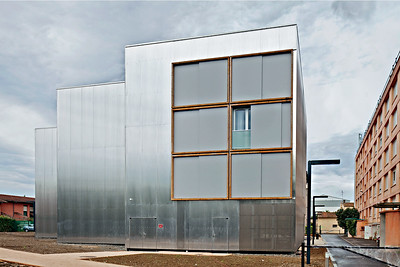02 Modulare Apartments in Toulouse, FR. | Modular apartments in Toulouse, FR. PPA architectures