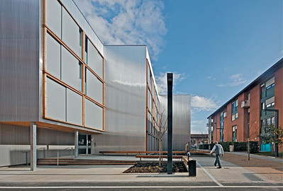 04 Modulare Apartments in Toulouse, FR. | Modular apartments in Toulouse, FR. PPA architectures