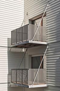 12  Wohnsiedlung in Rive-de-Gier, FR. | Housing estate in Rive-de-Gier, FR. Tectoniques Architectes