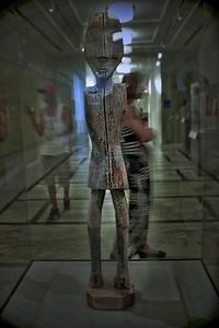 Detroit Institute of Arts corridor