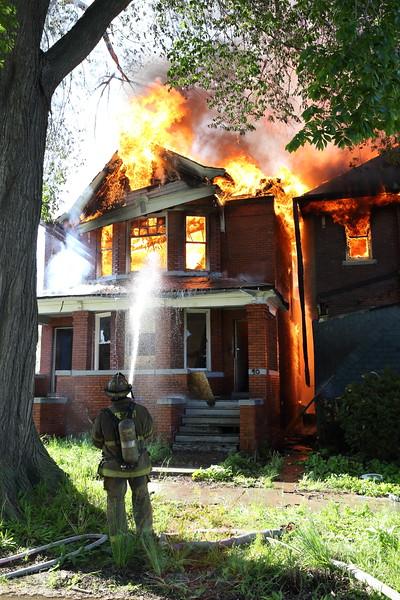 DETROIT FIRE DEPARTMENT FIRES - INCIDENTS
