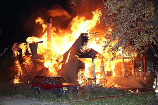 Box Alarm Pennsylvania and Mack October 2014