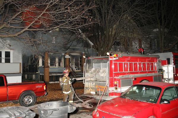 Detroit Fire Department Dwelling Fire 4424 Ewers November 24, 2008