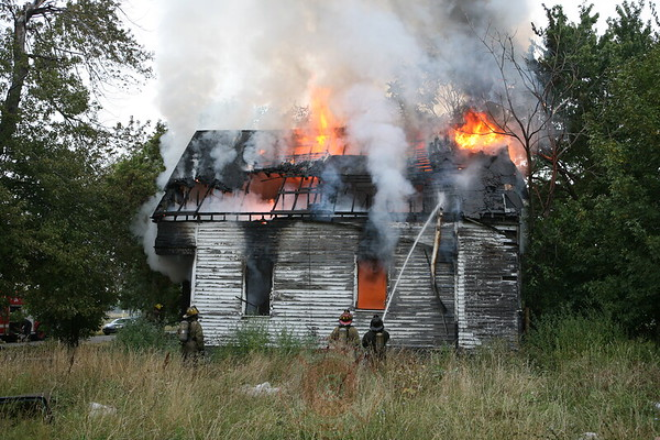 Detroit Fire Department Dwelling Fire August 28, 2008