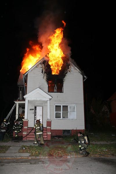 Detroit Fire Department October 25 - 31, 2007