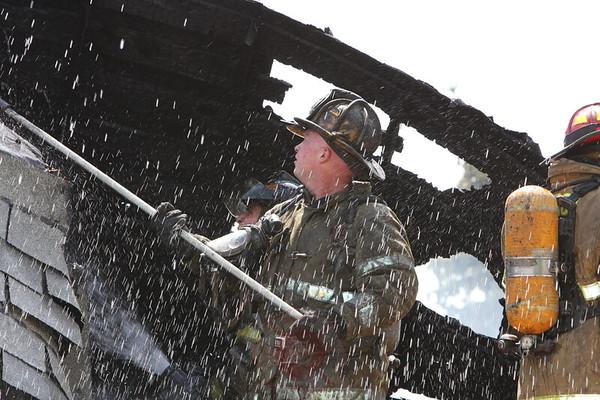 Detroit Fire Department Dwelling Fire 2008