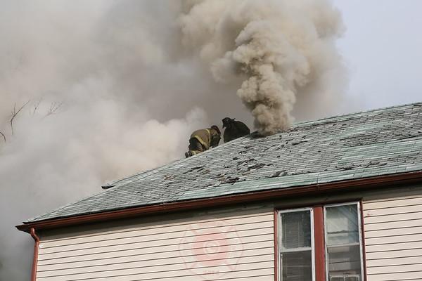 Detroit Fire Department Dwelling Fire August 30, 2008