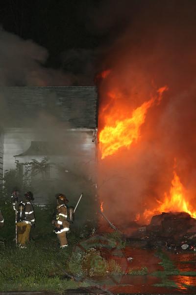 Detroit Fire Department Dwelling Fire Tuller & Puritan July 30, 2008