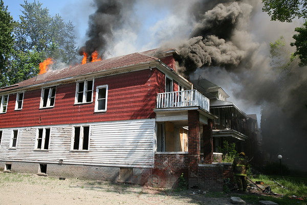 Detroit Fire Department June 12, 2007 Multiple Dwellings