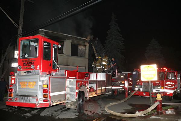 Detroit Fire Department June 09, 2007