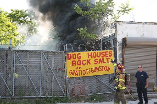 Detroit Fire Department June 11, 2007