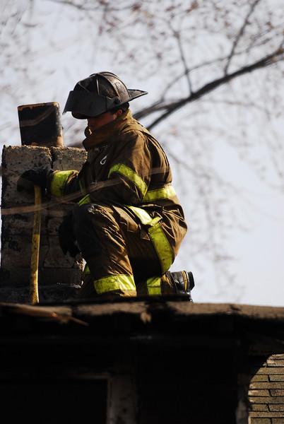 Detroit, MI Box Alarm 2408 Cabot St. April 5, 2008