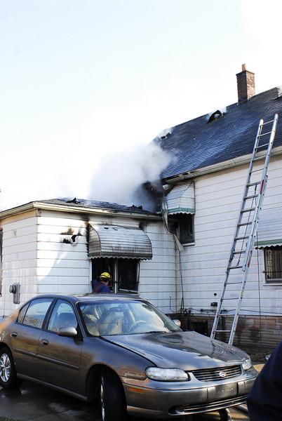 Detroit, MI Box Alarm 957 Mount Vernon April 5, 2008