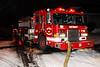 Detroit, MI Engine 56 - 2003 Pierce 1250/500/30. Photo By: Adam Alberti