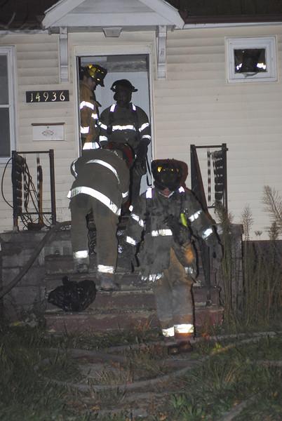 Detroit - Miscellaneous Fires 10-5 to 10-9 2007