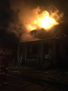 2017 UNIT 1 BOX ALARM FLORIDA & MCGRAW 2.6.17
