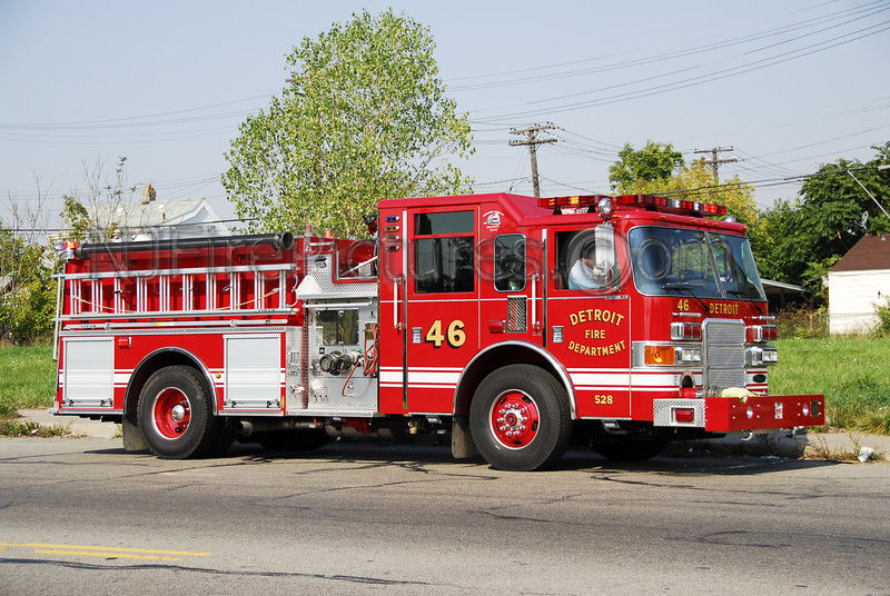 DETROIT, MI ENGINE 46