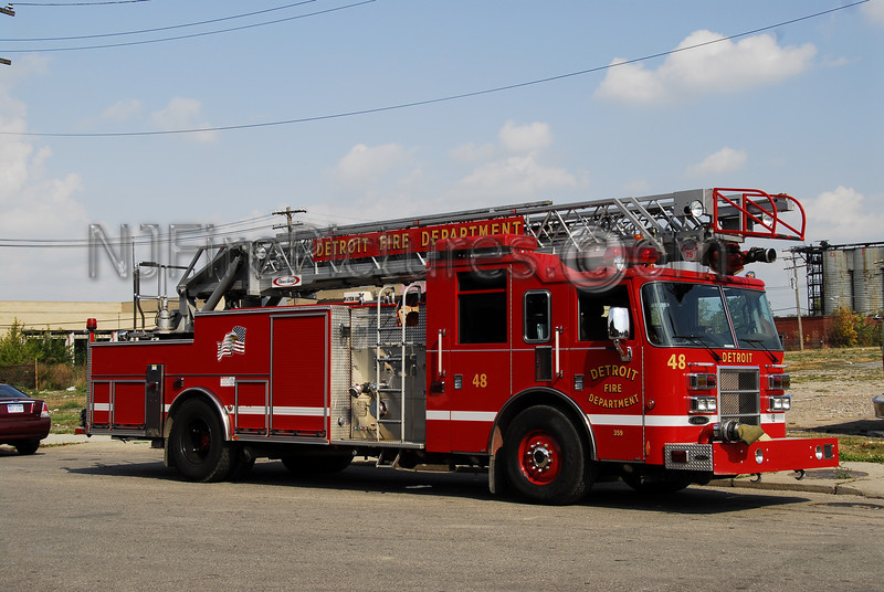 DETROIT, MI ENGINE 48