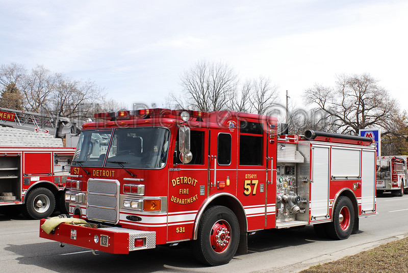 DETROIT, MI ENGINE 57