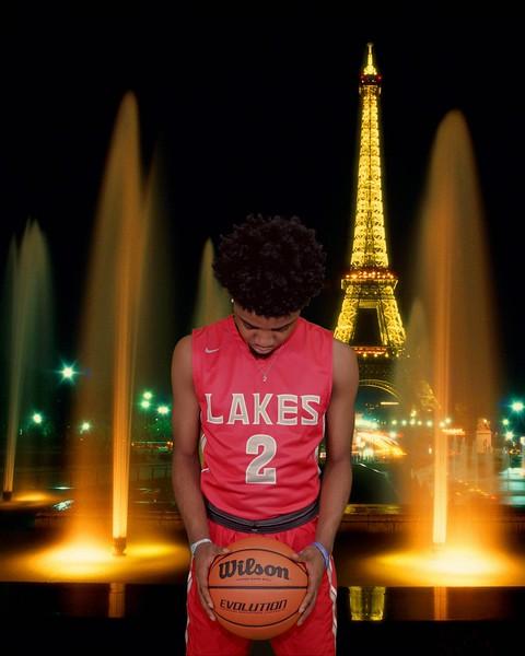 BASKETBALL PARIS