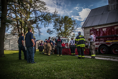 Second Alarm Fire Photography/ Johna R. Bradley Photography