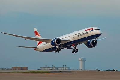 British Airways Boeing 787-10 Dreamliner G-ZBLB 7-7-20 2