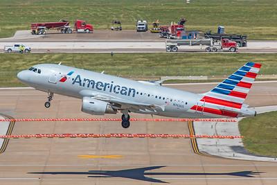 American Airlines Airbus A319-112 N763US 6-11-20