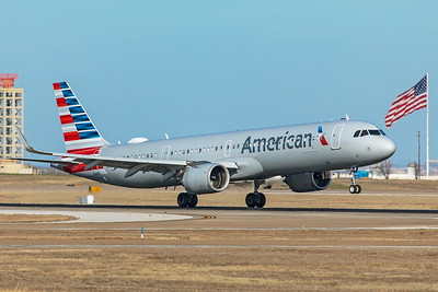 American Airlines Airbus A321-253NX N409AA 1-12-19