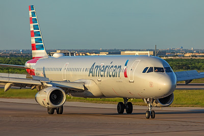American Airlines Airbus A321-231 N152AA 5-6-20