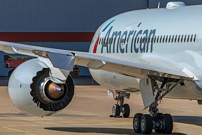 American Airlines Boeing 787-8 Dreamliner N872AN 10-24-20