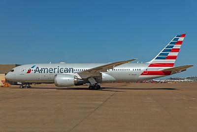 American Airlines Boeing 787-8 Dreamliner N819AN 5-6-20