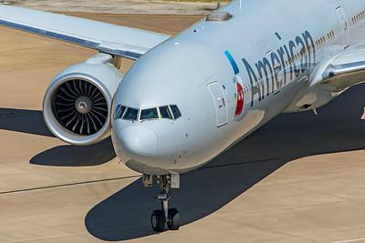 American Airlines Boeing 777-323(ER) N719AN 6-11-20