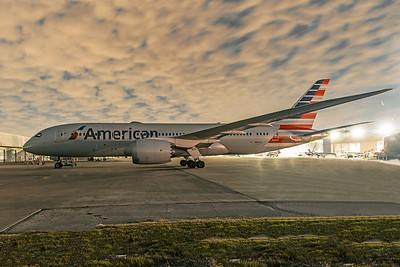 American Airlines Boeing 787-8 Dreamliner N816AA 11-5-20