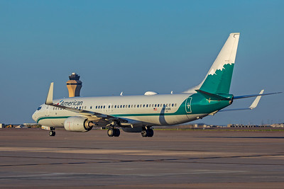 American Airlines Boeing 737-823 N916NN 8-20-20