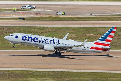 American Airlines Boeing 737-823 N919NN 6-11-20