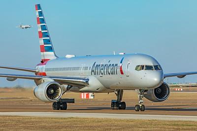 American Airlines Boeing 757-223 N191AN 1-12-20